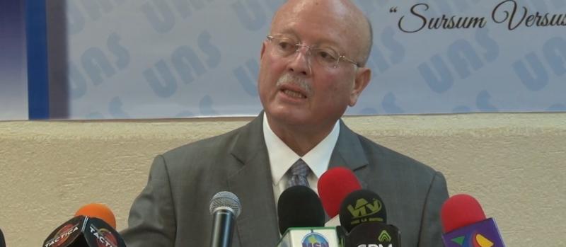 De manera virtual, se llevará a cabo el Tercer Informe de Labores del Rector de la UAS