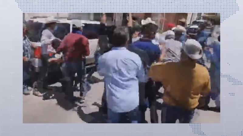 El viernes habrá nueva manifestación contra propietario de Multigranos para exigir los pagos