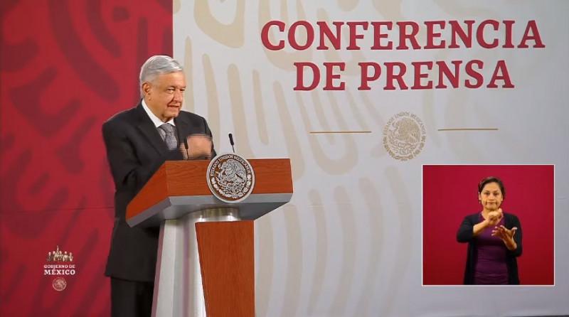 López Obrador busca crear un sistema alternativo al PIB para medir el bienestar de la población