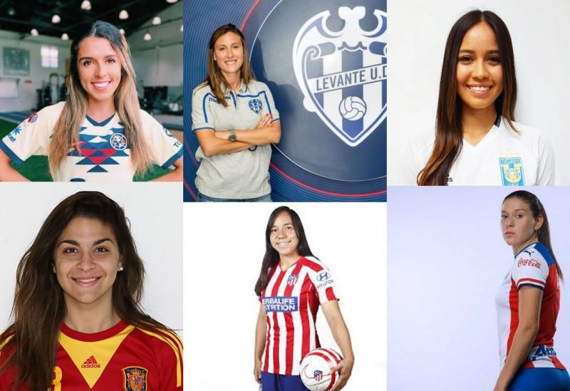 Nuevo reto de Gol en casa entre futbolistas de España y Mexico