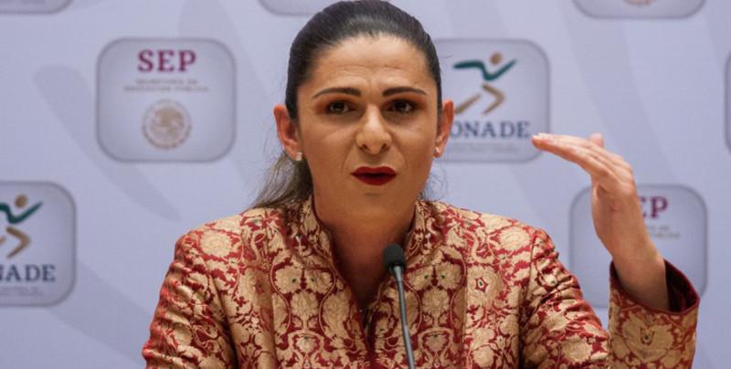 Ana Guevara tendrá que rendir cuentas frente a Camara de diputados