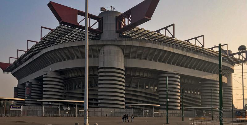 Díganle adiós al Estadio San Siro de Milán