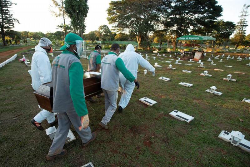 """Sudamérica se """"está convirtiendo en el nuevo epicentro"""" de la pandemia de Coronavirus: OMS"""
