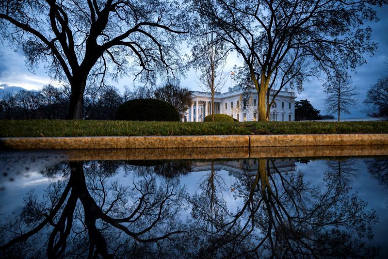 Muere de coronavirus el mayordomo de la Casa Blanca bajo 11 presidentes