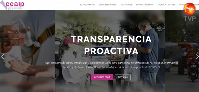 Llama CEAIP a rendir cuentas sobre gastos por Covid-19 en Sinaloa