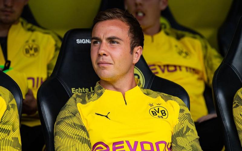 Mario Götze y Borussia Dortmund tomarán caminos distintos