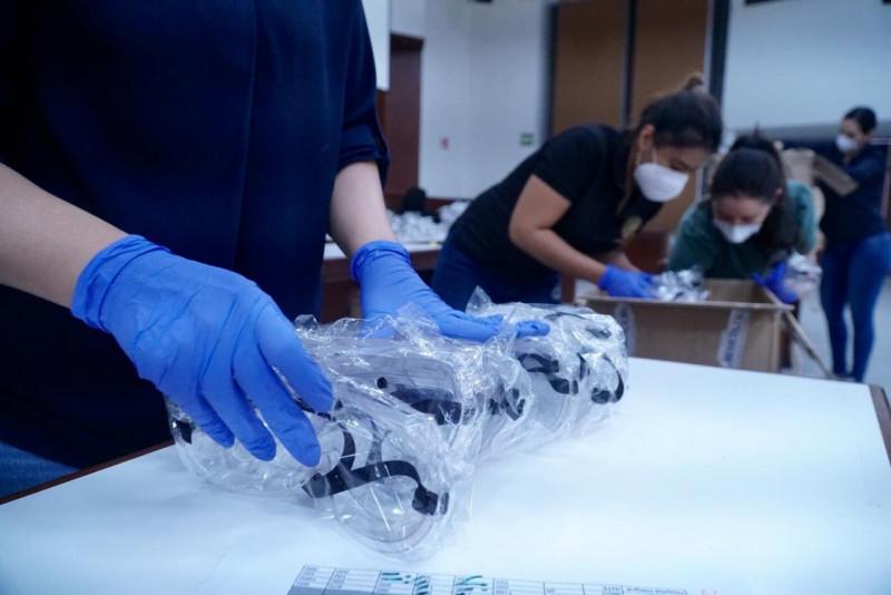 Insumos adquiridos por el congreso beneficiarán a trabajadores de 43 hospitales