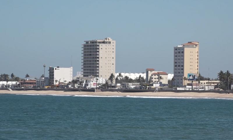 Continúan reservaciones hoteleras en Mazatlán pese a la pandemia