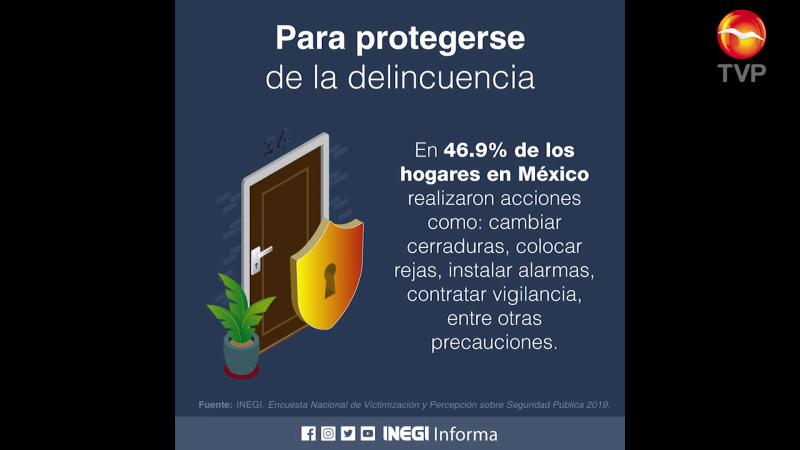 Aumenta protección en viviendas ante delincuencia