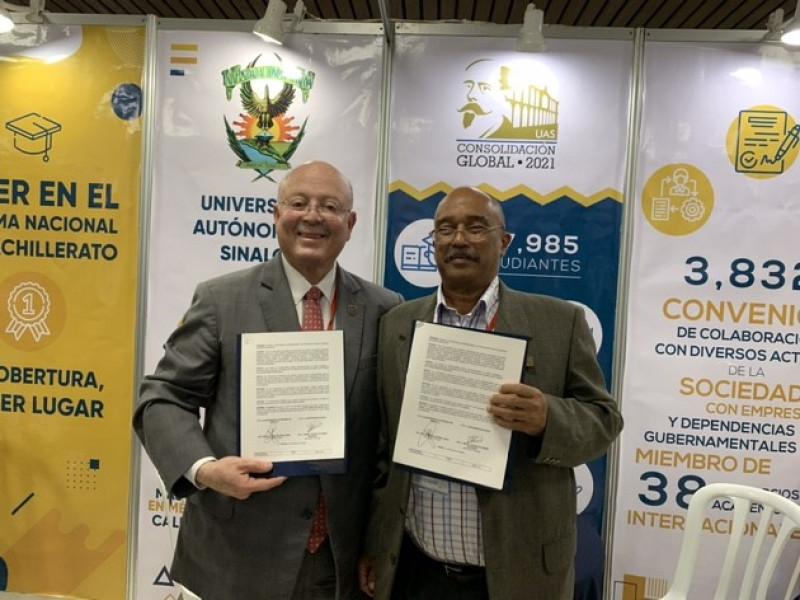 La UAS  incrementa su visibilidad y presencia a nivel internacional