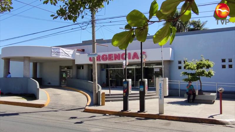 ISSSTE Mazatlán casi lleno por casos COVID-19