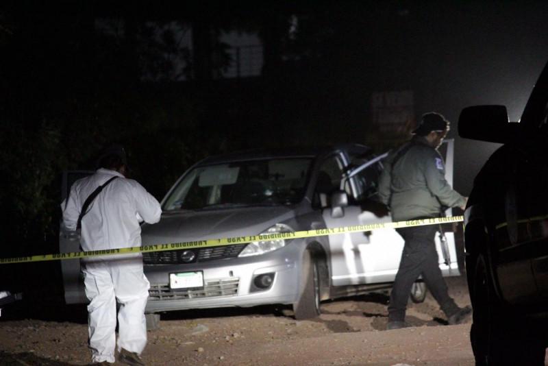 Asesinan a dos en balacera al norte de Culiacán