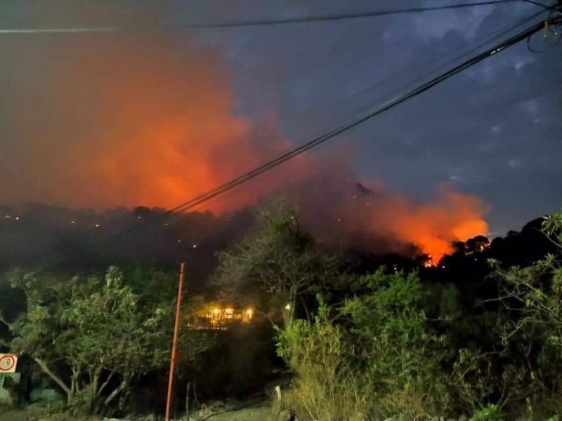 Por grabar un TikTok, mujer de 25 años causó incendio en zona arqueológica de Morelos