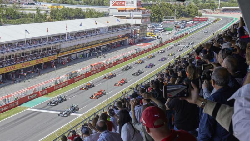 Cancelado el GP de Holanda en la F1