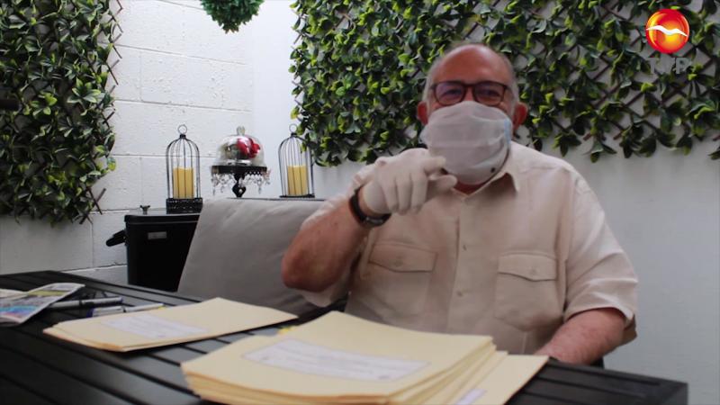 Anuncia Químico Benítez regreso a su despacho