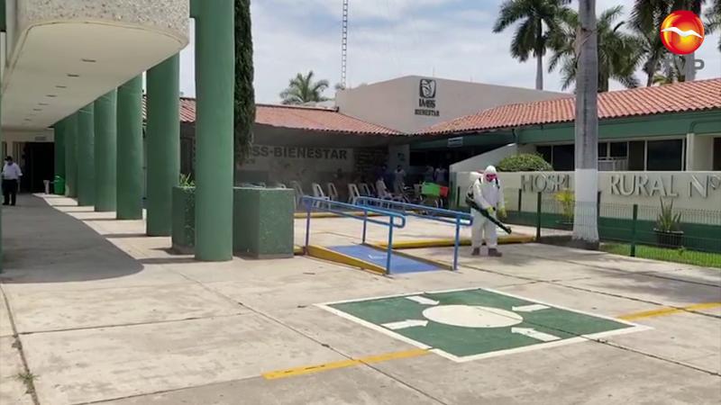 Fortalecen acciones preventivas y sanitización en Villa Unión