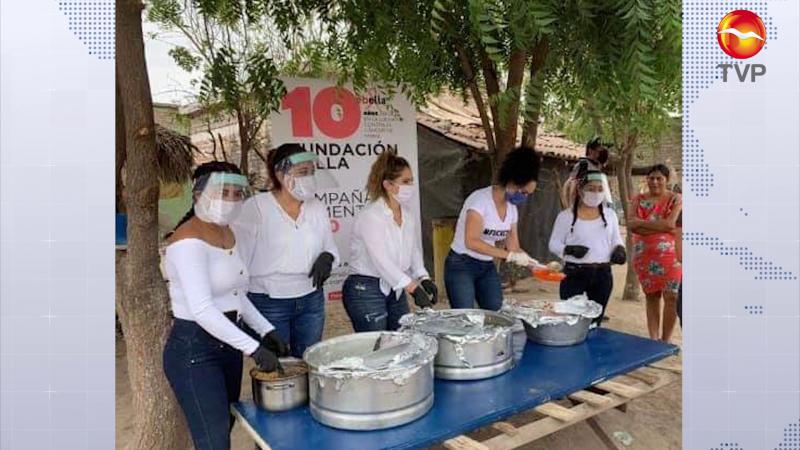 Unen esfuerzos para llevar alimento a la zona rural