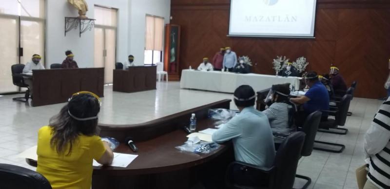 Aprueba Cabildo sesiones virtuales durante la emergencia sanitaria