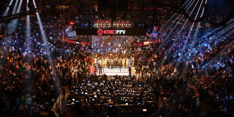 Regresa el Boxeo a las Vegas, sin publico