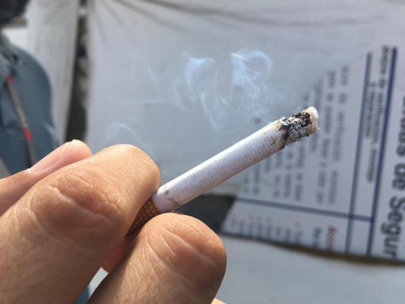 Van por una generación de jóvenes libre de tabaco