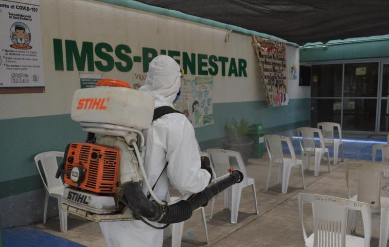 A hacer un último esfuerzo ante pandemia de coronavirus exhorta PC a la ciudadanía