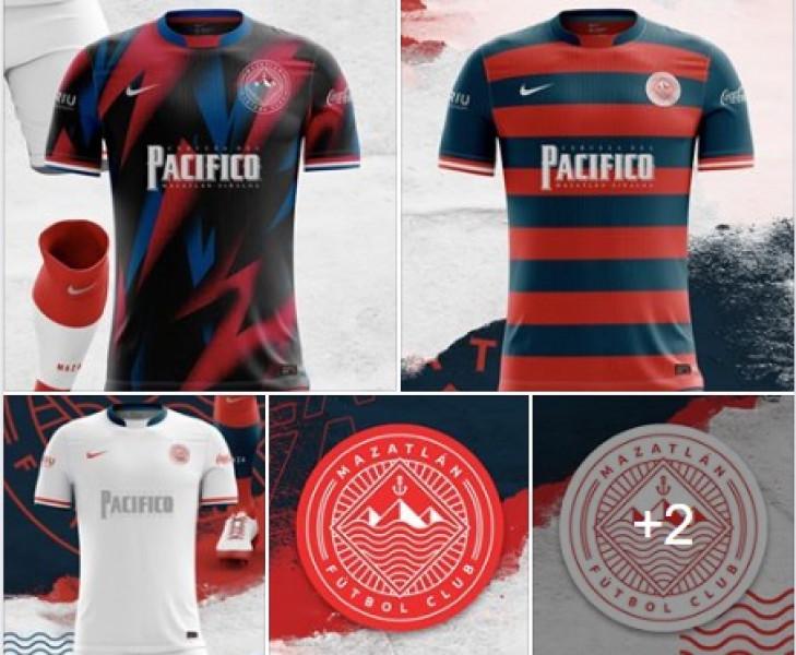 Circula en redes supuesto uniforme filtrado del equipo de futbol Mazatlán F.C.