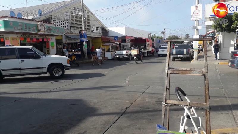 Temen brote de coronavirus en mercado de Villa Unión