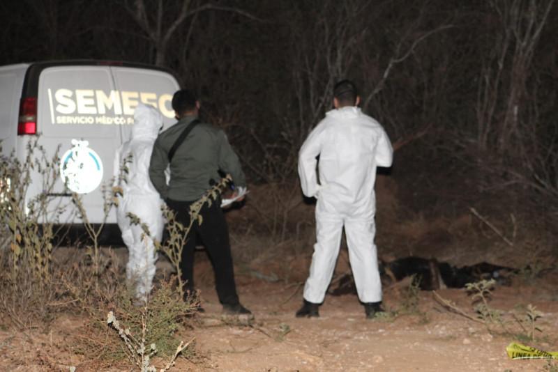 Encuentran a dos personas asesinadas a balazos