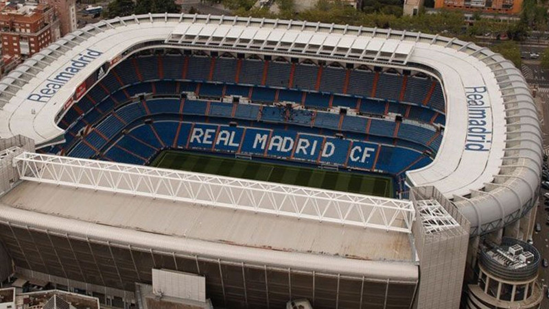 Real Madrid no jugará en el Santiago Bernabéu