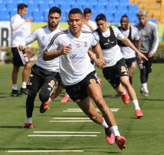 Tigres regresará a entrenamientos de forma virtual