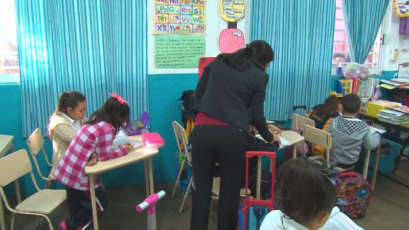 508 docentes de educación básica  participarán en el proceso de cambio de Centro de Trabajo