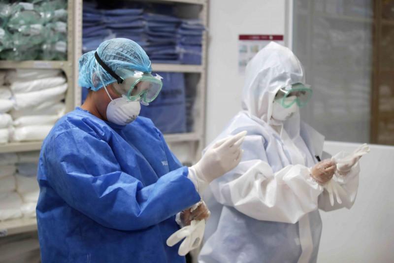 6 enfermeras de Escuinapa contagiadas de Covid