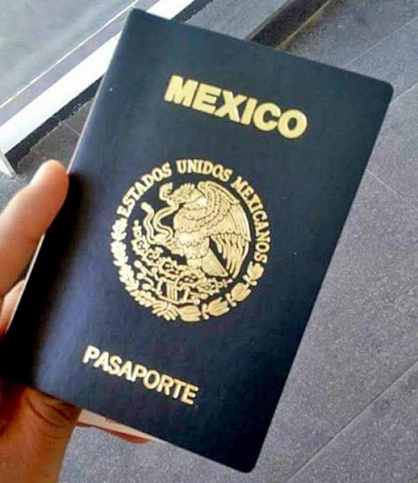 Alertan sobre páginas falsas para tramitar el pasaporte mexicano