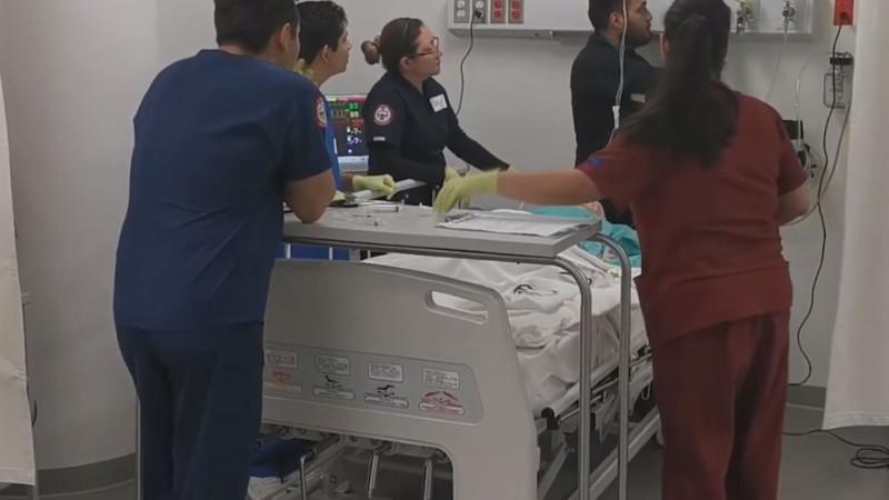 Sinaloa sin riesgo de rebase de capacidad hospitalaria por COVID