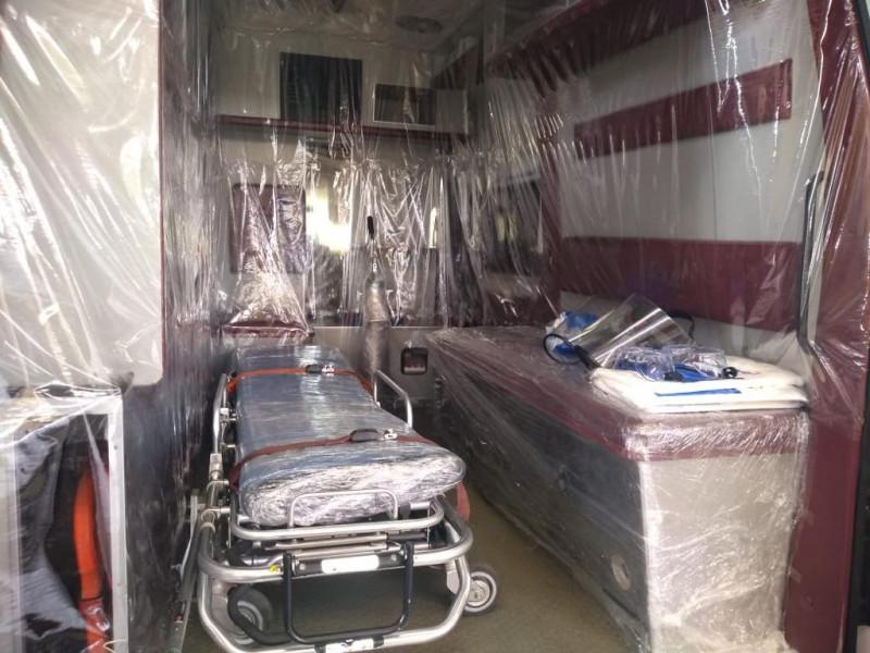 Desisten de ser traslados por Cruz Roja; cambian forma de operar
