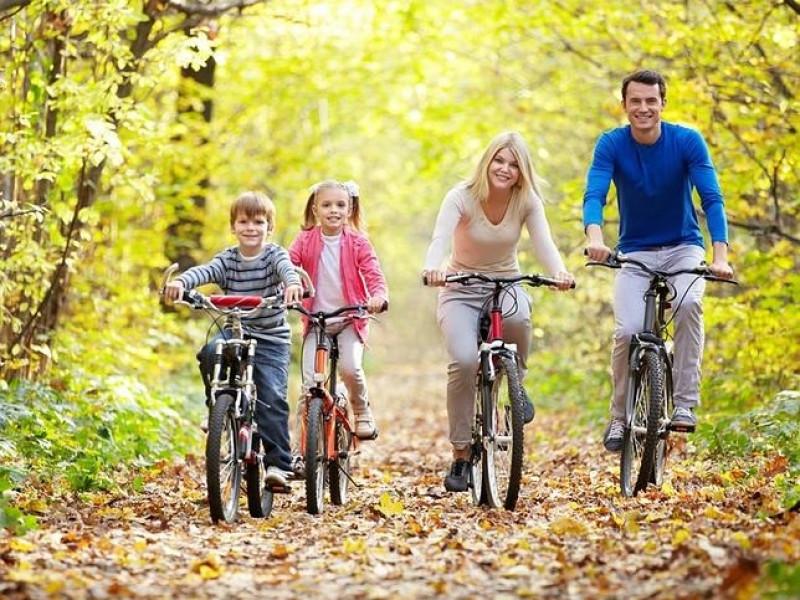 ¿Conoces los beneficios de moverte en bicicleta?