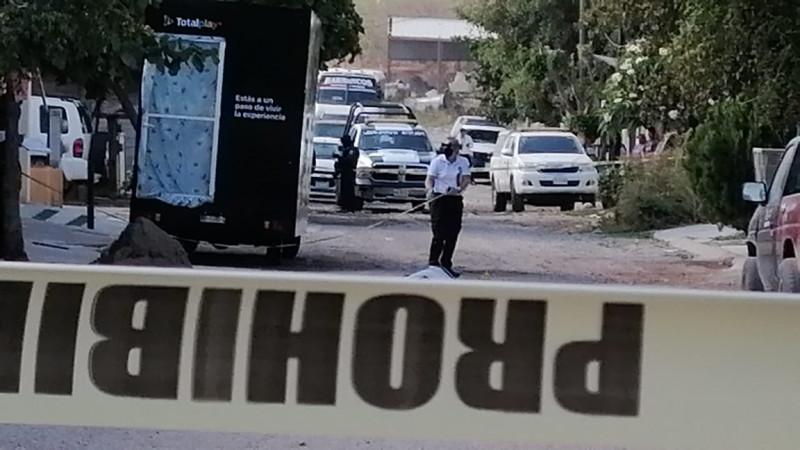 Asesinan a balazos a hombre en Capistrano