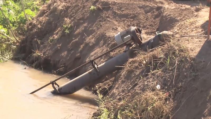 Se incrementa hasta un 35 por ciento el costo de energía eléctrica para el bombeo de agua para uso agrícola