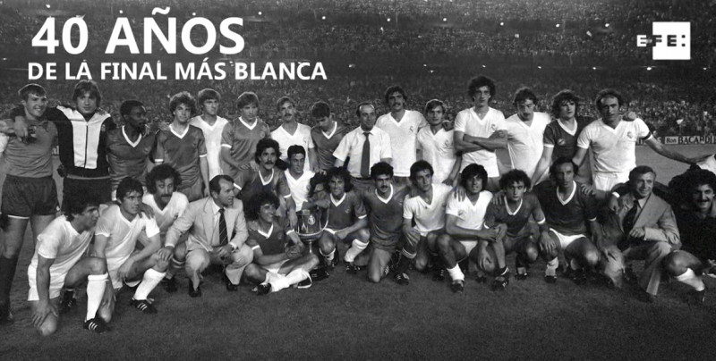 40 años de la Final Real Madrid vs Castilla