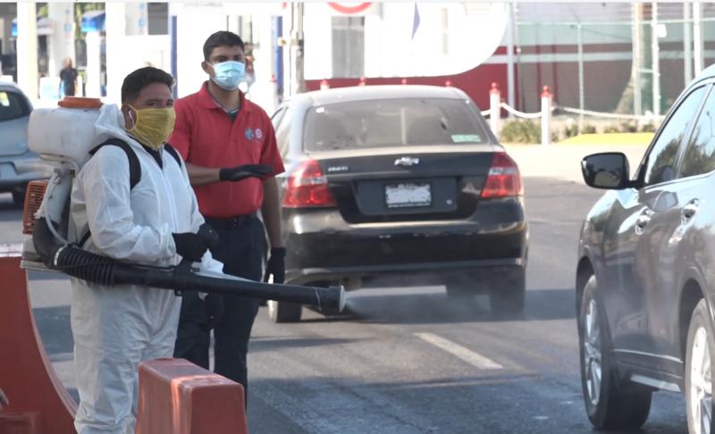 36 sospechosos han sido detectados en filtros sanitarios vehiculares