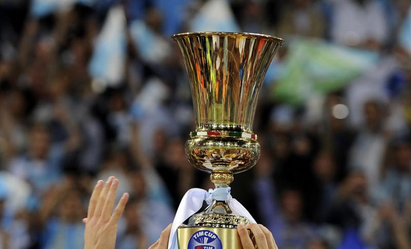 Tienen fecha las semifinales de la Copa Italia de fútbol