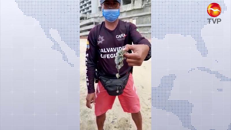 Quemadores llegan a las playas de Mazatlán