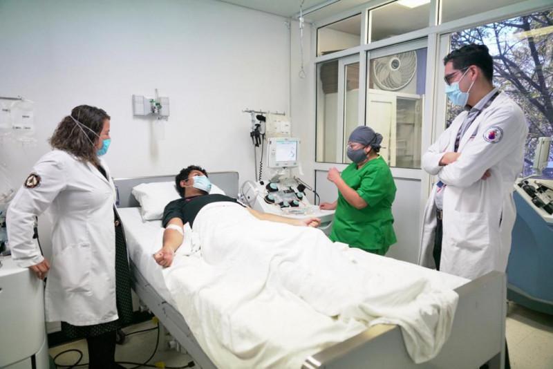 Llama el IMSS a pacientes curados de covid ha donar plasma