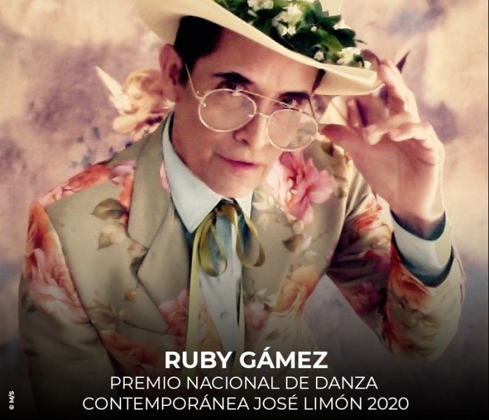 Ruby Gámez Premio Nacional de Danza Contemporánea José Limón 2020