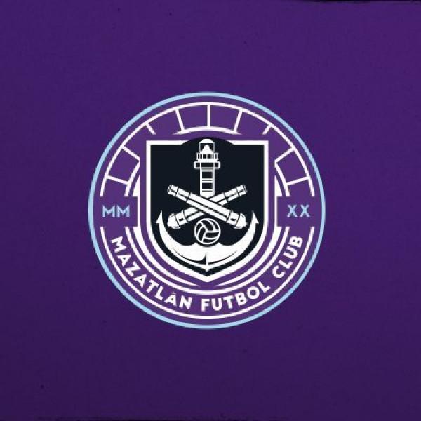 Se presenta el nuevo logo de Mazatlán F.C.