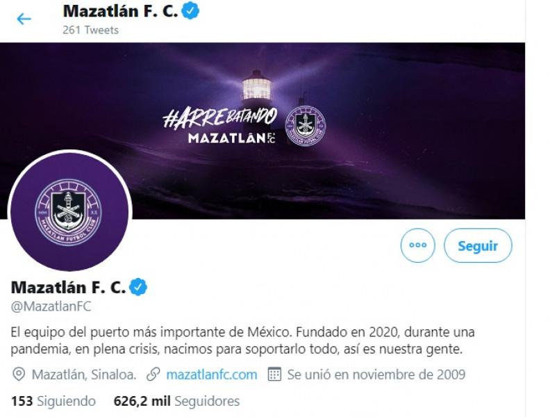 Mira el nuevo logo y el teaser oficial del Mazatlán F. C.