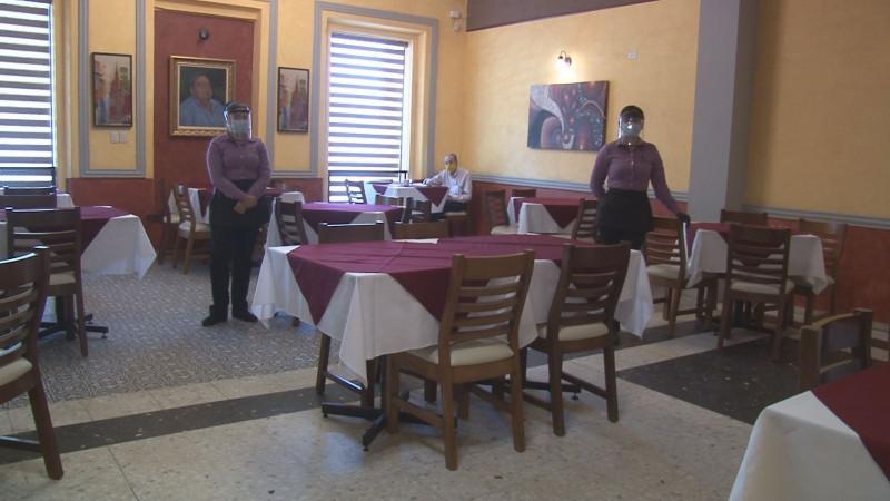 Queda a consideración de los propietarios abrir los comedores alos clientes: CANIRAC
