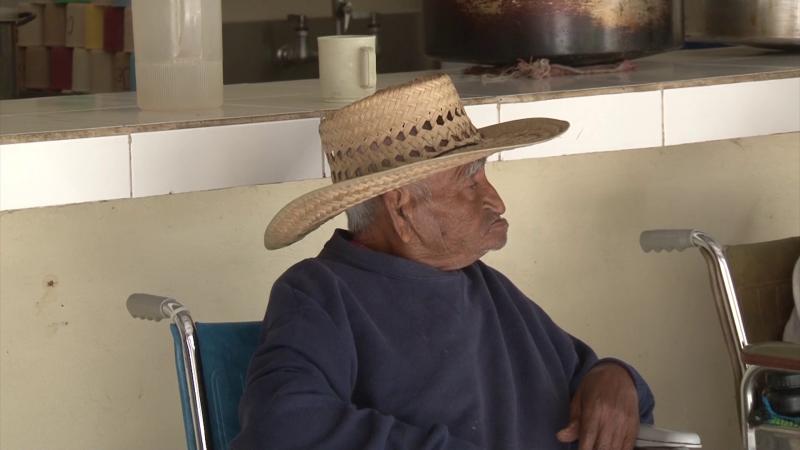 Piden apoyo para 'abuelitos' en medio de la pandemia