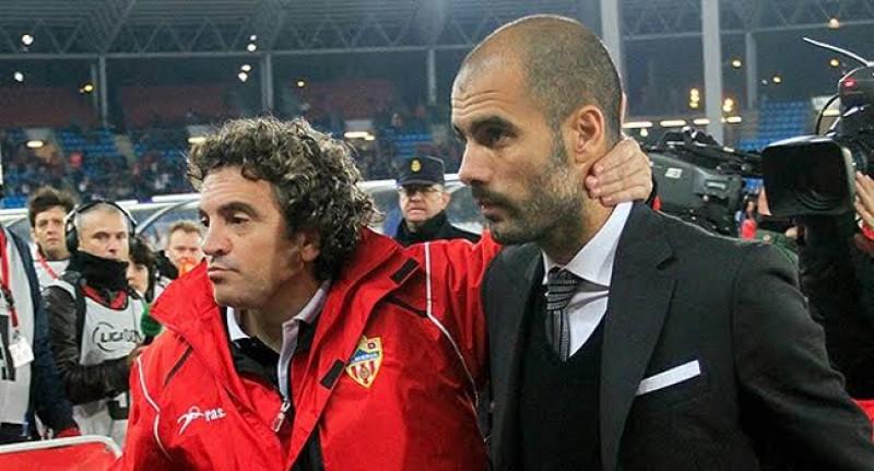 Ex DT de Dorados al cuerpo técnico de Guardiola