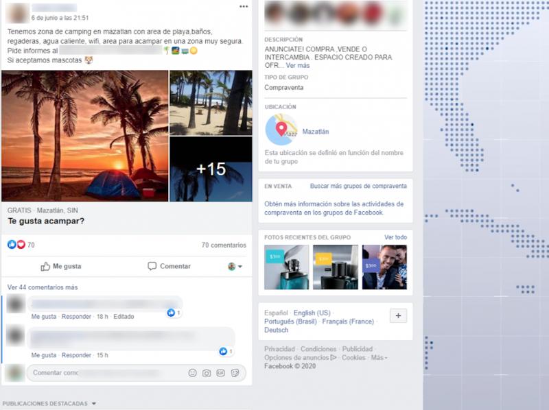 Surgen oportunistas en redes sociales, denuncian usuarios